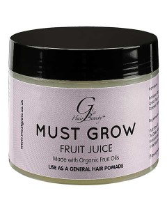 Must Grow Fruit Juice Hair Pomade