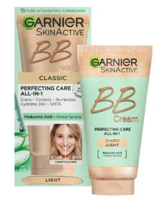 Skin Active Classic Perfecting Care All In 1 BB Cream Light