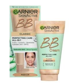 Skin Active Classic Perfecting Care All In 1 BB Cream Medium
