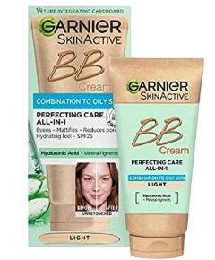 Skin Active Combination To Oily Skin Perfecting Care All In 1 Light
