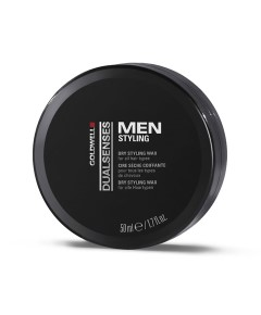 Dualsenses For Men Dry Styling Wax