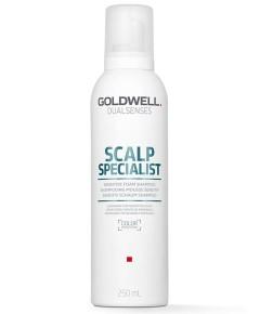 Dualsenses Scalp Specialist Sensitive Foam Shampoo New