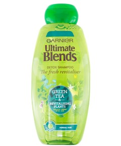 Ultimate Blends The Fresh Revitaliser Detox Shampoo