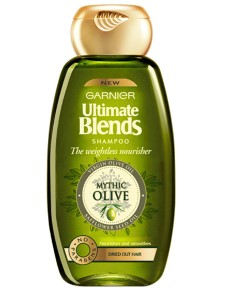 Ultimate Blends The Weightless Nourisher Shampoo