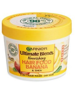 Ultimate Blends Nourishing Hair Food Banana 3 In 1 Hair Mask