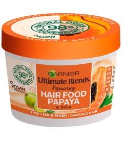 Ultimate Blends Repairing Hair Food Papaya 3 In 1 Hair Mask