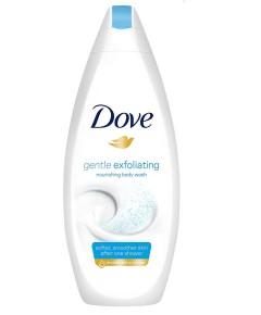 Gentle Exfoliating Nourishing Body Wash