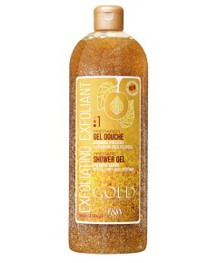Gold Ultimate Exfoliating Exfoliant Prepare Shower Gel