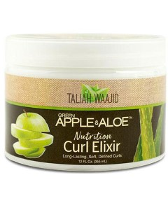 moisturizing cream and lotion | Green Apple And Aloe Curl Elixir