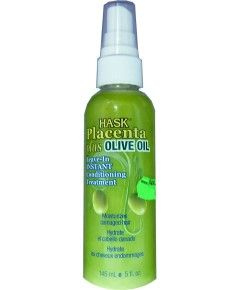 Plus Olive Oil Leave In Conditioning Treatment