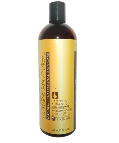 Natural Professional Hair Follicle Anti Aging Conditioner