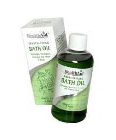 Health Aid Revitalising Bath Oil
