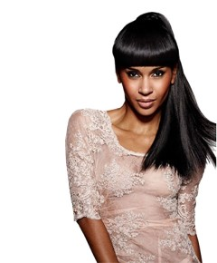 Black Beauty Syn Yaki Weave