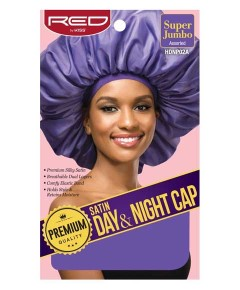 Satin Day And Night Cap Assorted HDNP02A