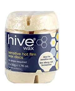 Hive Sensitive Hot Film Wax Discs