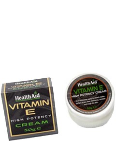 Vitamin E High Potency Cream