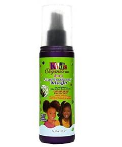 Africas Best Kids Organics 2 N 1 Organic Conditioning Detangler
