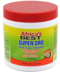 Super Gro Hair And Scalp Conditioner