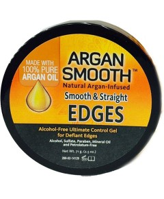 Argan Smooth And Straight Edges