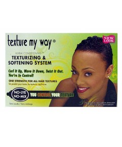 Texture My Way Texturizing And Softening System