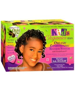 Kids Organics Conditioning Relaxer System