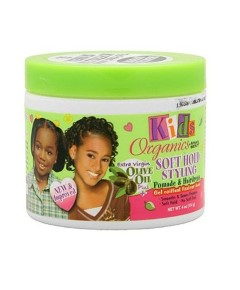 Kids Organics Soft Hold Styling Pomade And Hairdress