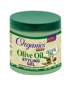 Organics Olive Oil Styling Gel