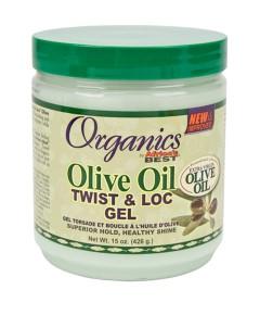 Organics Olive Oil Twist And Loc Gel