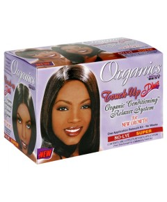 Organics Africas Best Touch Up Plus No Lye Moisturizing Relaxer