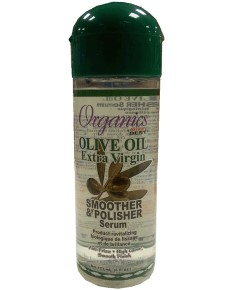 Organics Olive Oil Extra Virgin Smoother And Polisher Serum