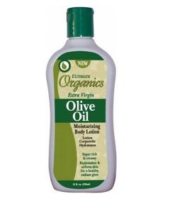 Ultimate Organics Olive Oil Moisturising Body Lotion