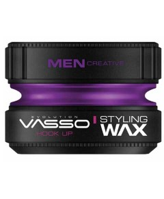 Vasso Hook Up Men Creative Styling Wax