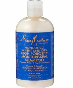 High Porosity Moisture Seal Shampoo