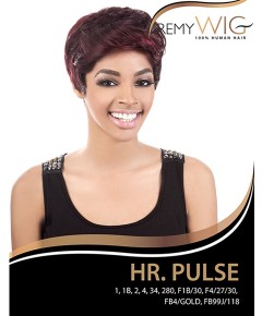 Motown Tress HH HR Pulse Remy Wig