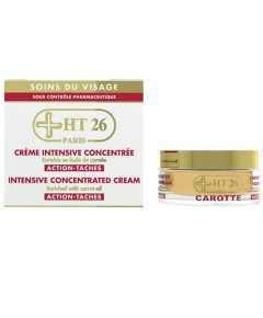 HT26 Paris Intensive Concentrated Cream Enriched With Argan Oil