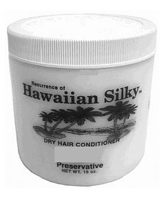 Hawaiian Silky Dry Hair Conditioner