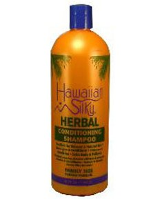 Hawaiian Silky Moisturizing Conditioning Shampoo