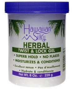 Hawaiian Silky Herbal Twist And Lock Gel