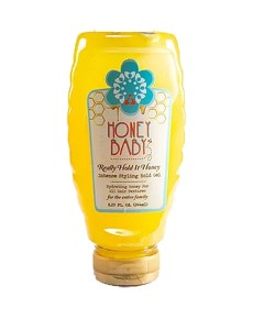 Honey Baby Really Hold It Honey Intense Styling Hold Gel