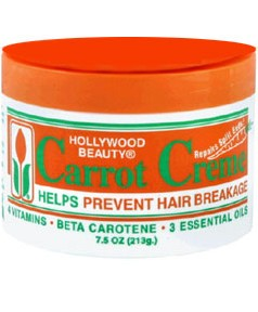 Hollywood Beauty Carrot Cream