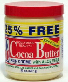 Hollywood Beauty Coco Butter With Aloe Vera