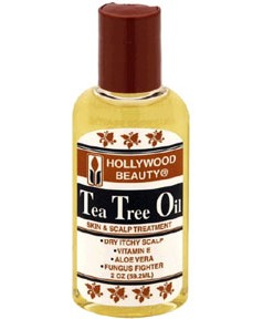 Hollywood Beauty Tea Tree Oil Treatment