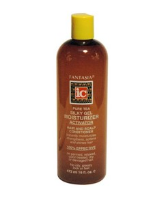 IC Fantasia Pure Tea Silky Gel Moisturizer Activator Hair And Scalp Conditioner