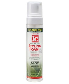 IC Fantasia Hair Polisher Styling Foam