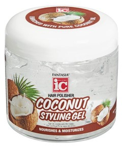 IC Fantasia Coconut Oil Styling Gel