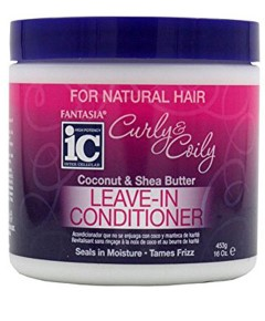 IC Fantasia For Natural Hair Leave In Conditioner