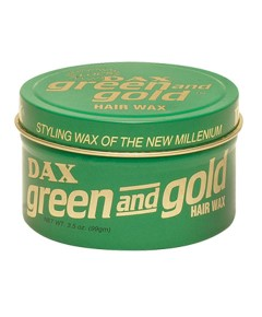Dax Green And Gold Hair Wax