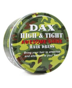 Dax High And Tight Awesome Shine Hair Dress