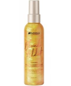 Blond Addict Gold Shimmer Spray Care 2