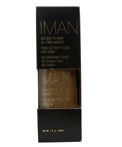 Iman Oil Free Makeup Liquid Foundation